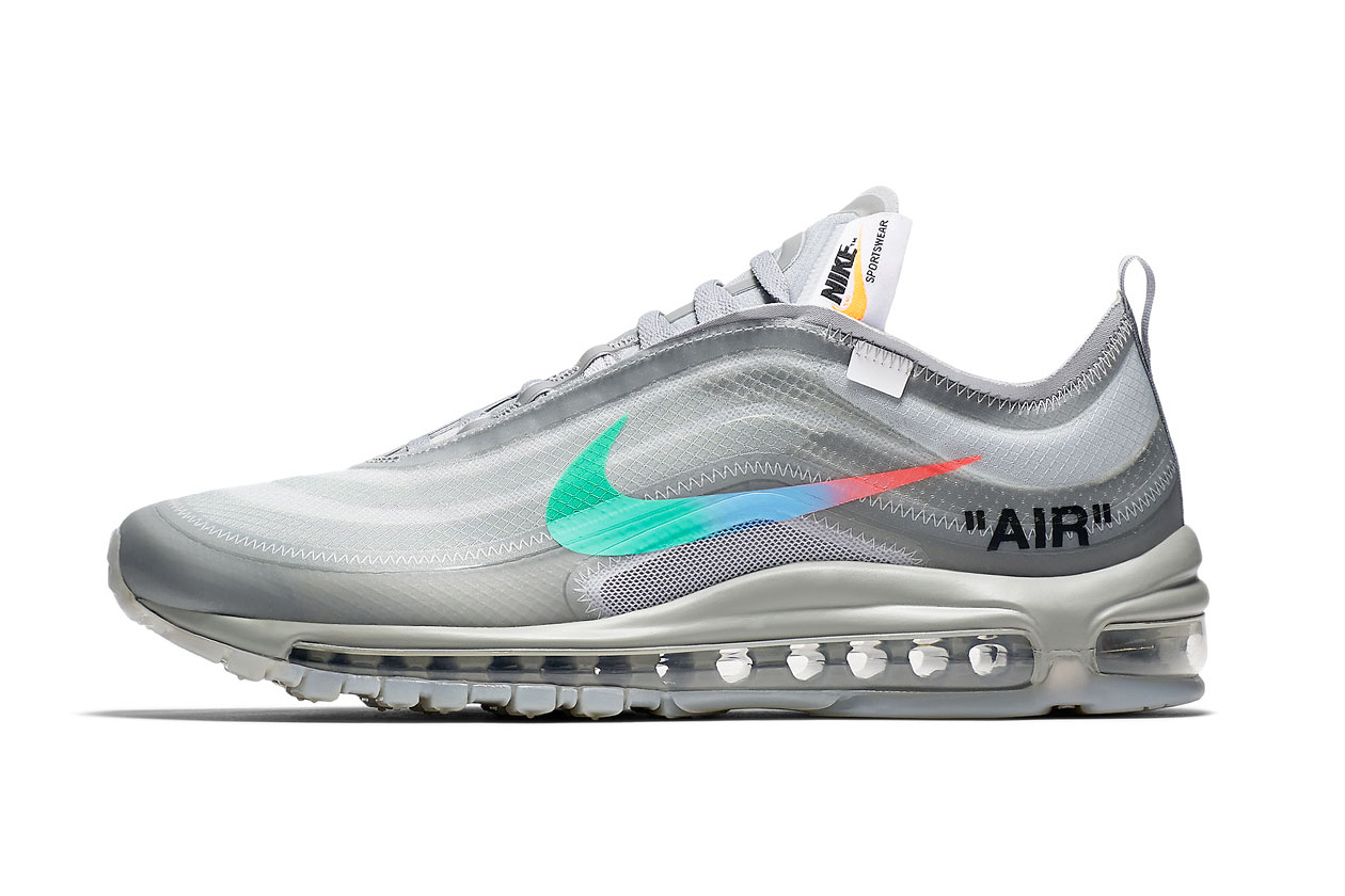 "brand new 830c6 268ba Off-White™ x Nike Air Max 97 ""Menta"""