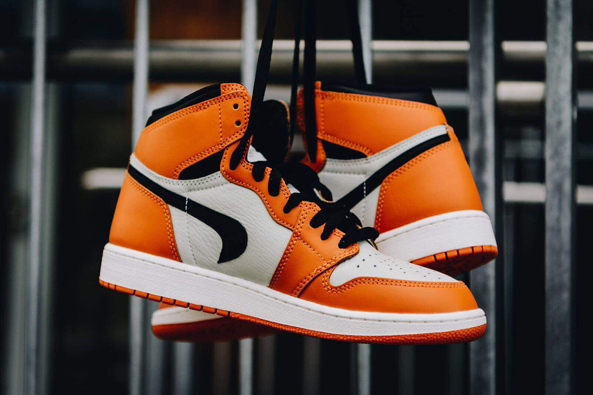"Air Jordan 1 ""Reverse Shattered Backboard"" 