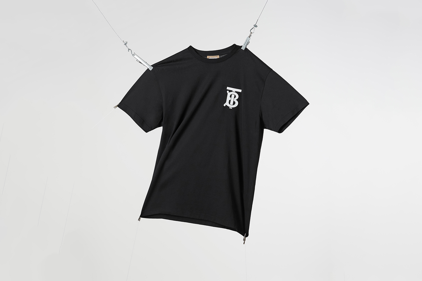 Thomas Burberry Monogram T-shirt