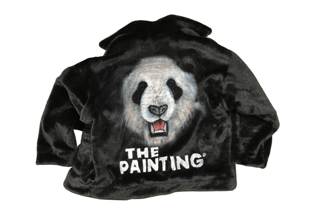 WISM Doublet Exclusive The Painting Jackets Panda owl husky tiger Doublet Zoo Faux Fur