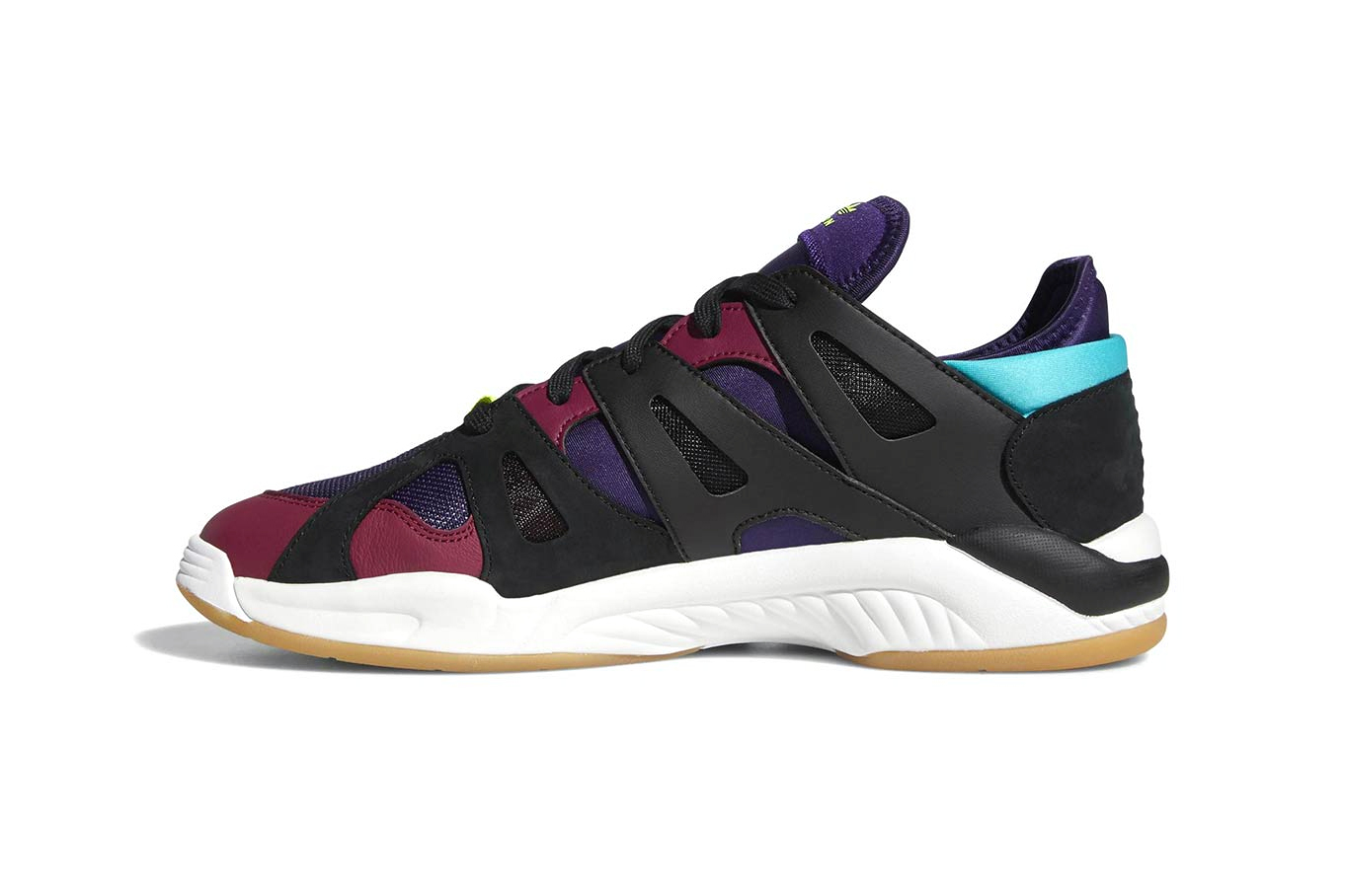 "adidas Torsion Dimension Low ""Dark Plum"""