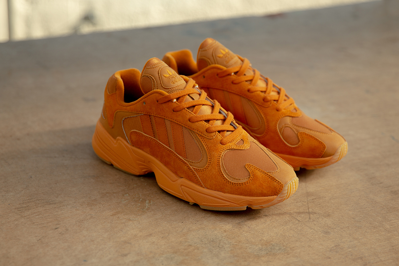 "adidas Originals YUNG-1 ""Craft Ochre"" Colorway Size? Exclusive"
