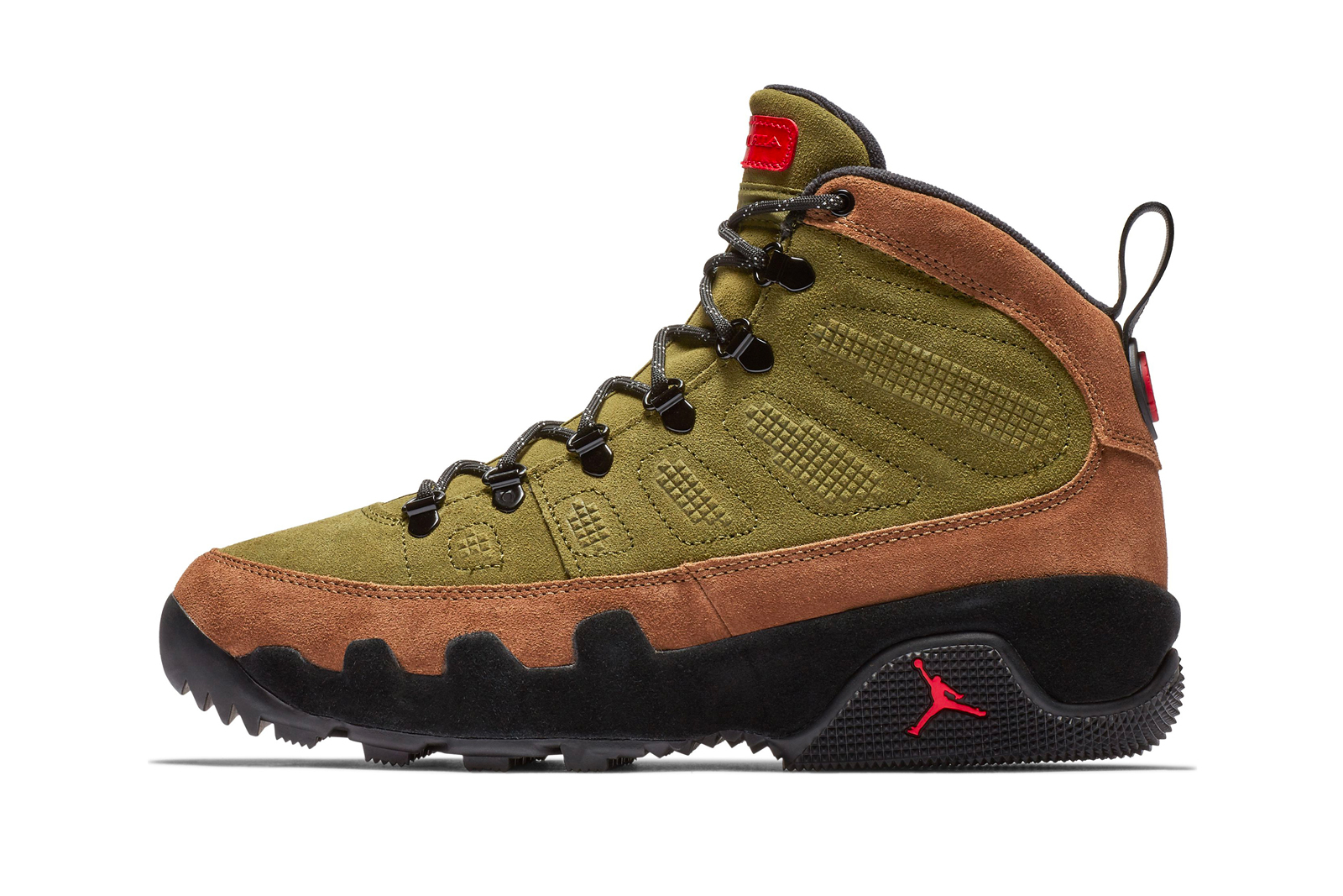 new product 15f27 c5521 Air Jordan 9 Retro Boot NRG