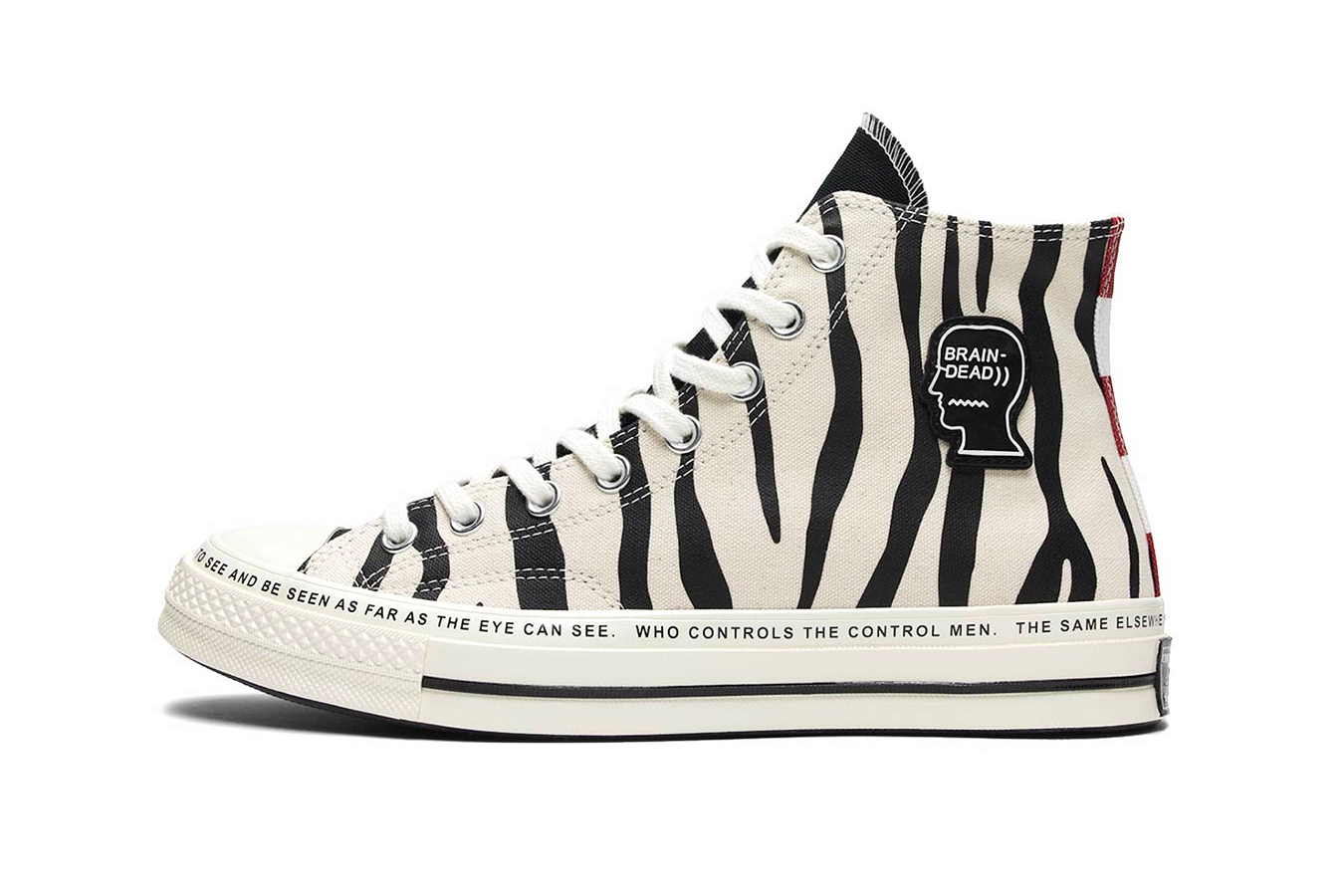 Brain Dead x Converse Chuck Taylor All Star '70