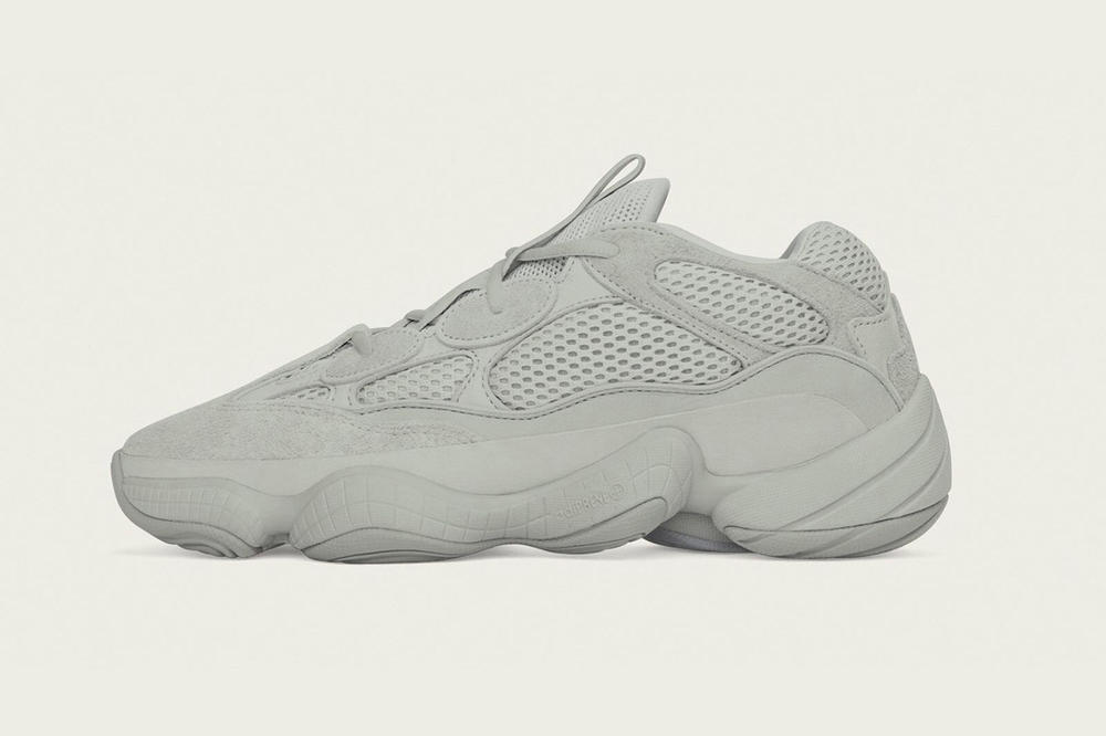 "bcbdb4177593 Take a Closer Look at the adidas YEEZY 500 ""Salt"""