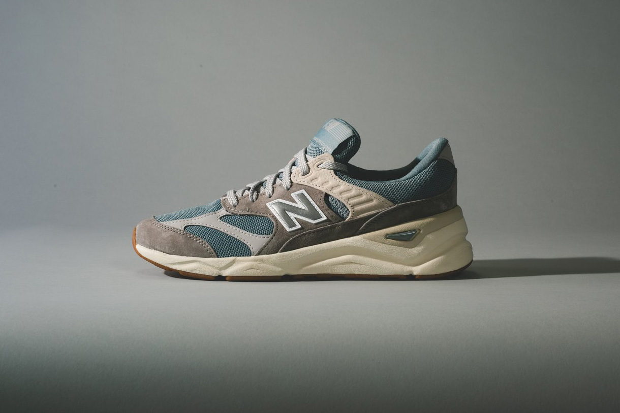 half off 53386 52da9 New Balance X-90 Cyclone Marblehead Color Colorway Release Details Shoes  Trainers Kicks Sneakers Footwear