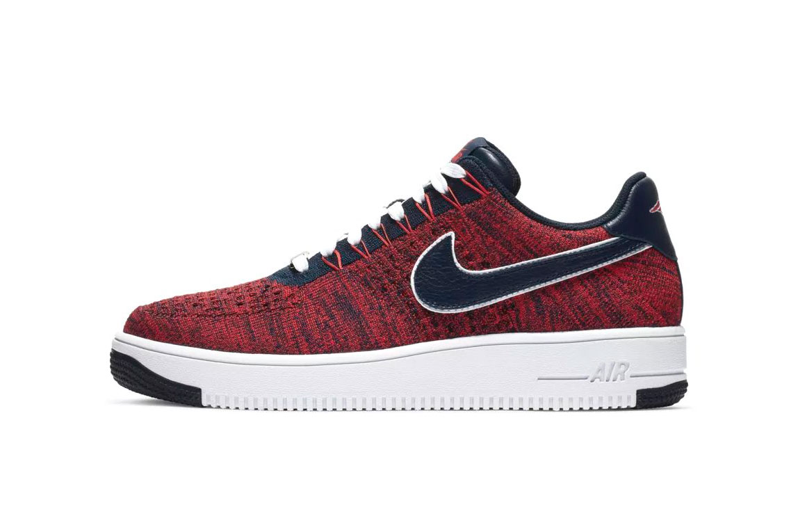 nike air force 1 ultra flyknit low robert kraft 2018 october nike sportswear new england patriots footwear