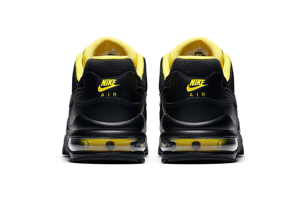 Nike Air Max 94 Black Yellow  5d8190acd