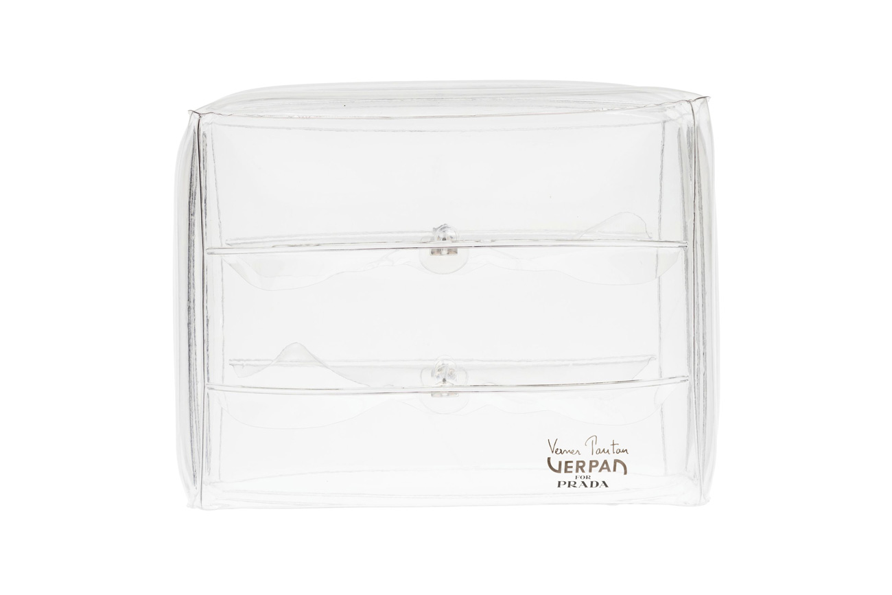 Prada's Verpan Inflatable Stool for Pre-Order