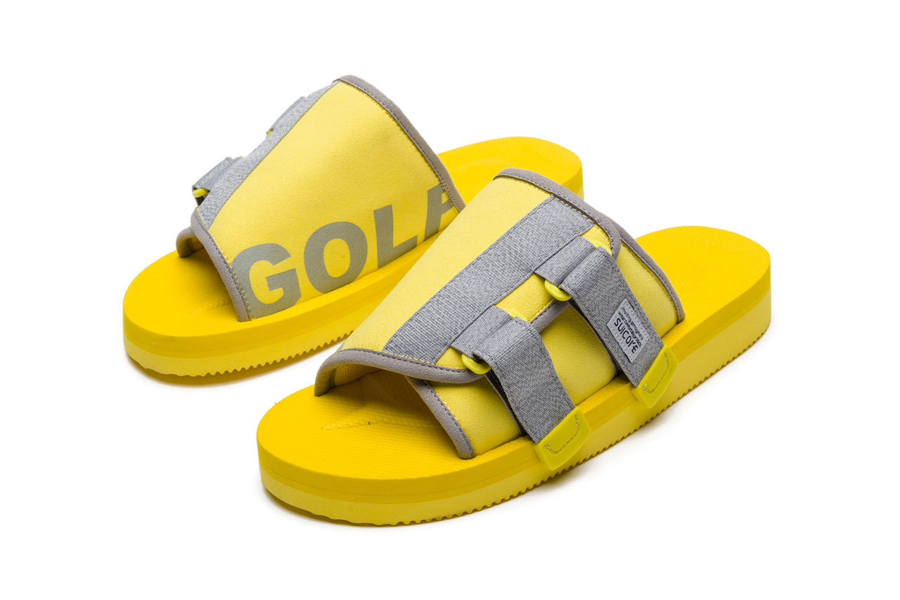 Tyler The Creator S Golf X Suicoke Kaw Cab Sandals