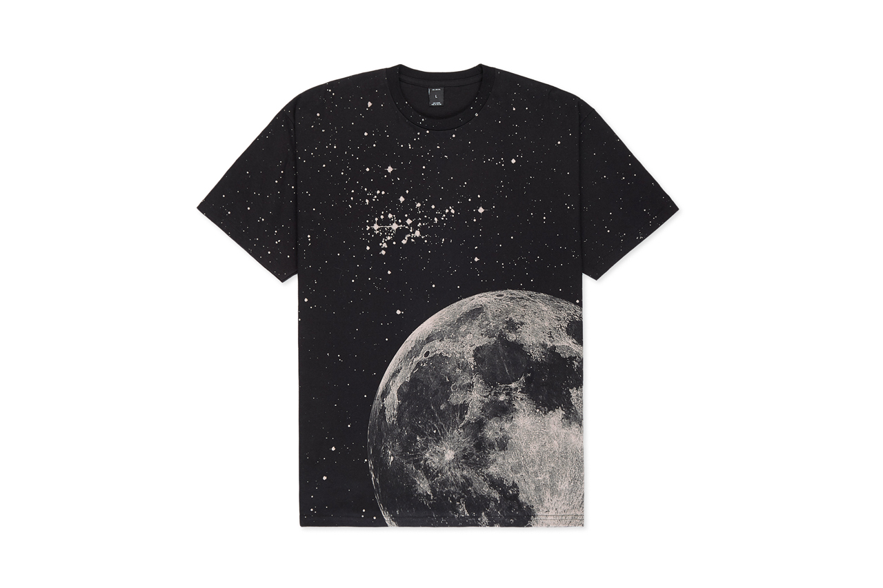 10 deep a kid named cudi tee shirt up there reprint original 10th anniversary july 2008 drop release date buy