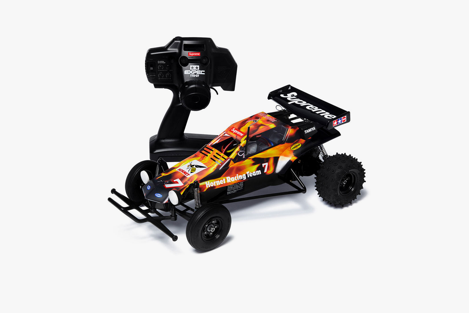 Supreme x Tamiya Hornet RC Car