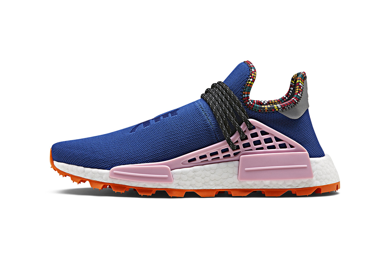 cc39bef491e9 Pharrell Williams x adidas Originals Hu NMD Fall Winter 2018