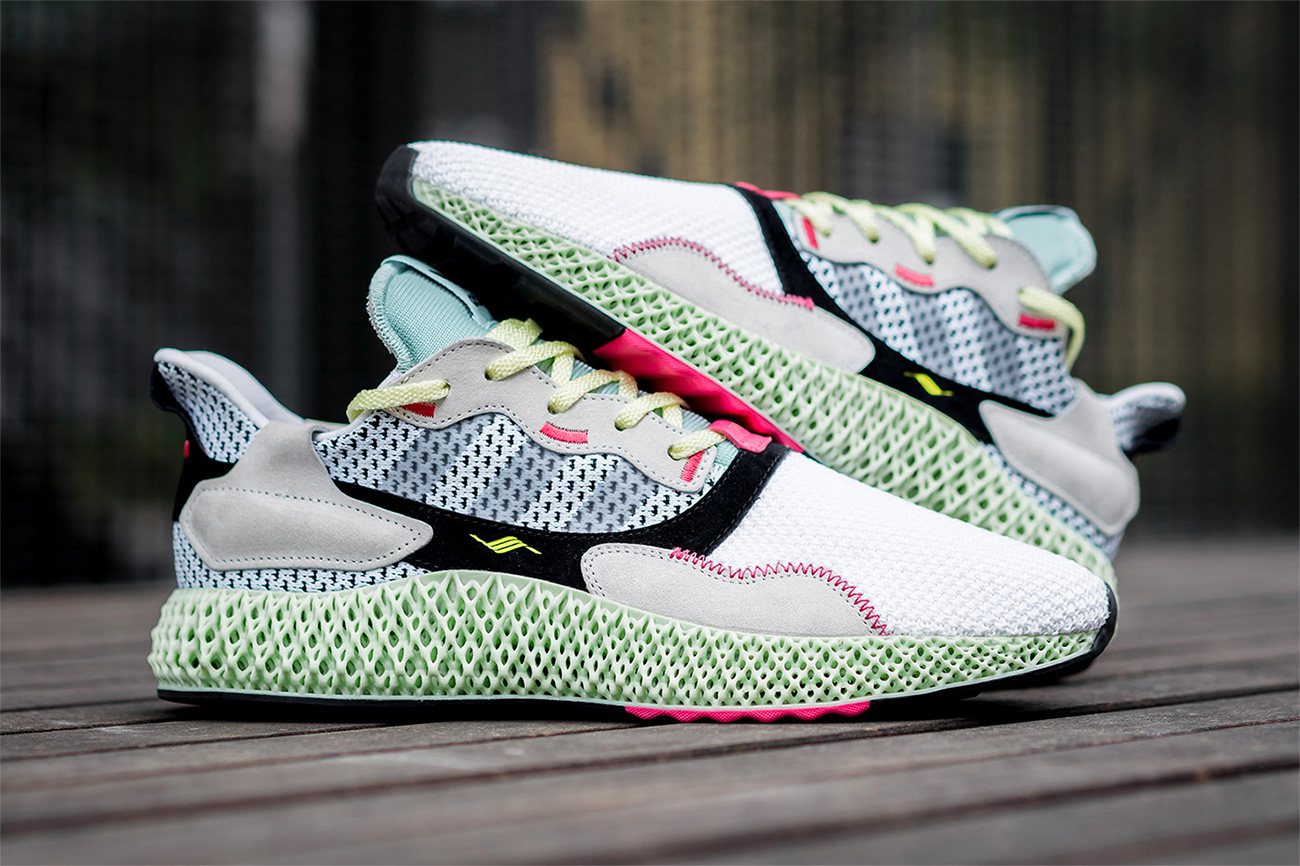 adidas ZX 4000 4D Release Date november 2018 sneaker 4d printed midsoles price info purchase colorway futurecraft