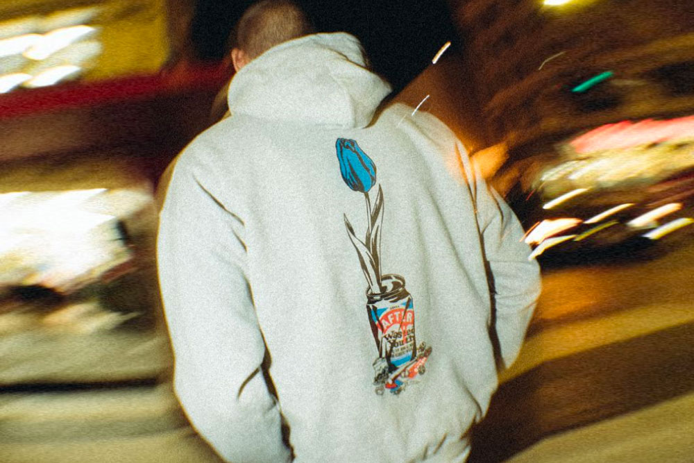 afterbase x Wasted Youth Pop-Up Capsule