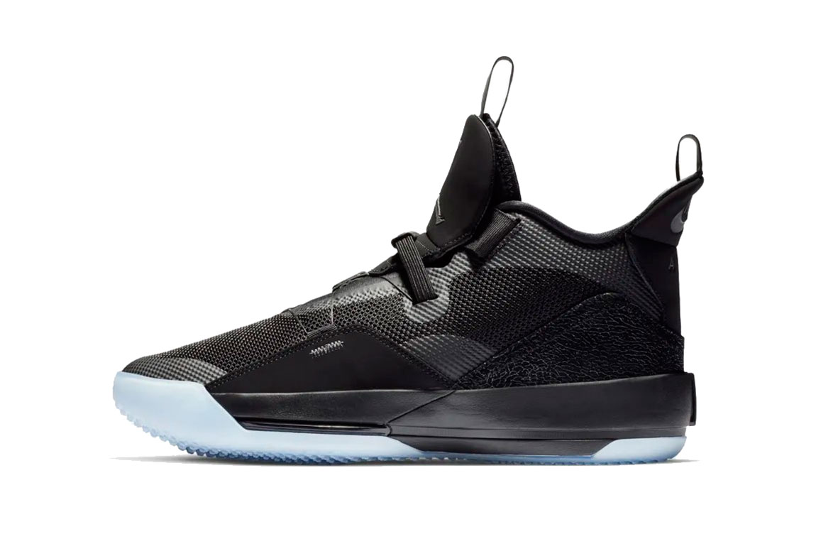 f05721947b7981 air jordan 33 utility blackout 2018 jordan brand footwear black white dark  grey