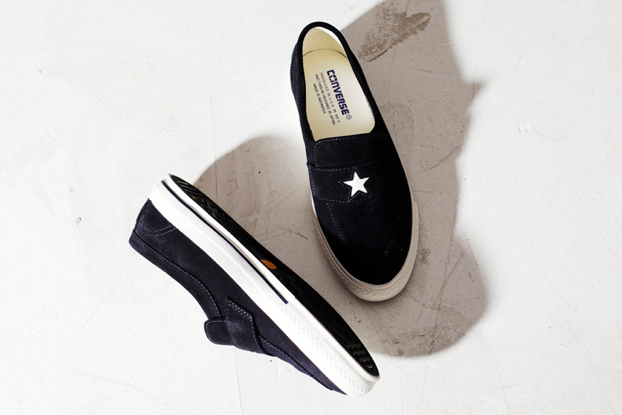 Converse Addict One Star Loafer Release Details Shoes Trainers Kicks Sneakers Footwear Cop Purchase Buy Date 10th November Japan Exclusive Closer Look