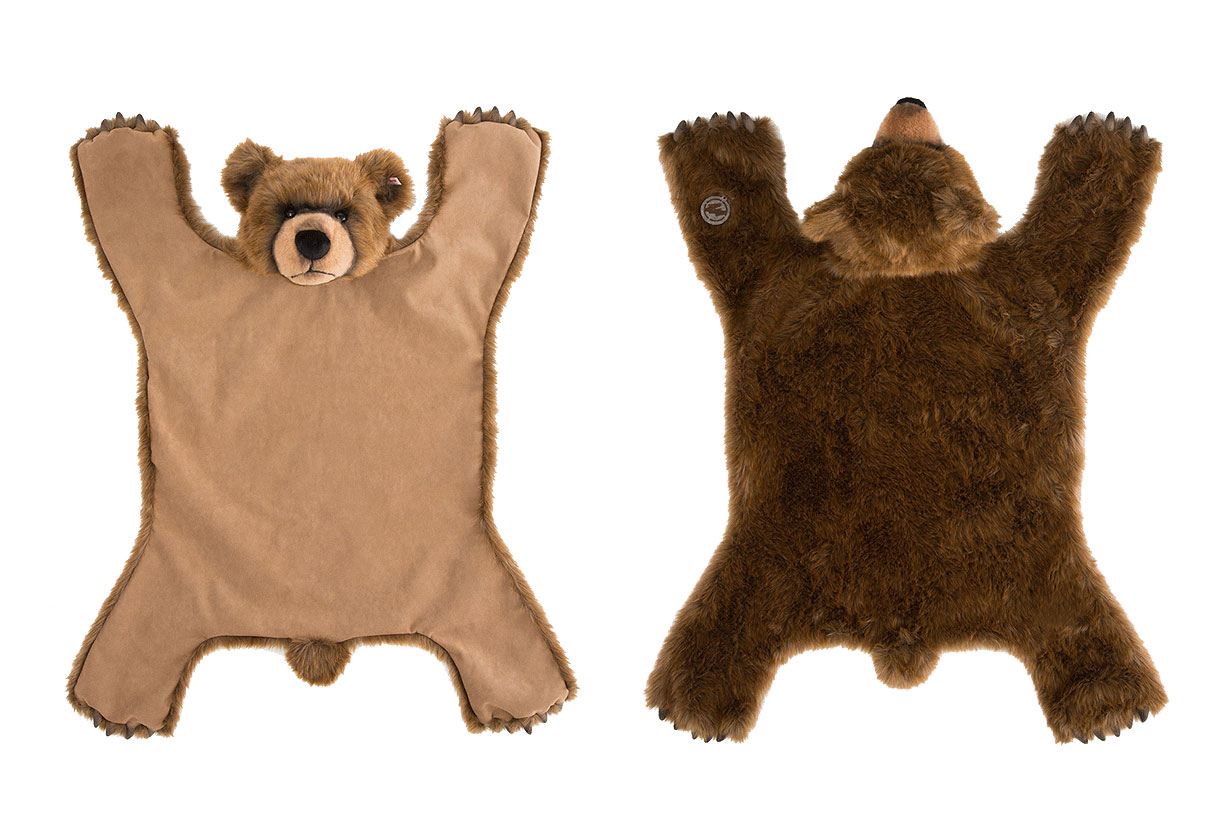 fragment design x Steiff Teddy Bear Mat
