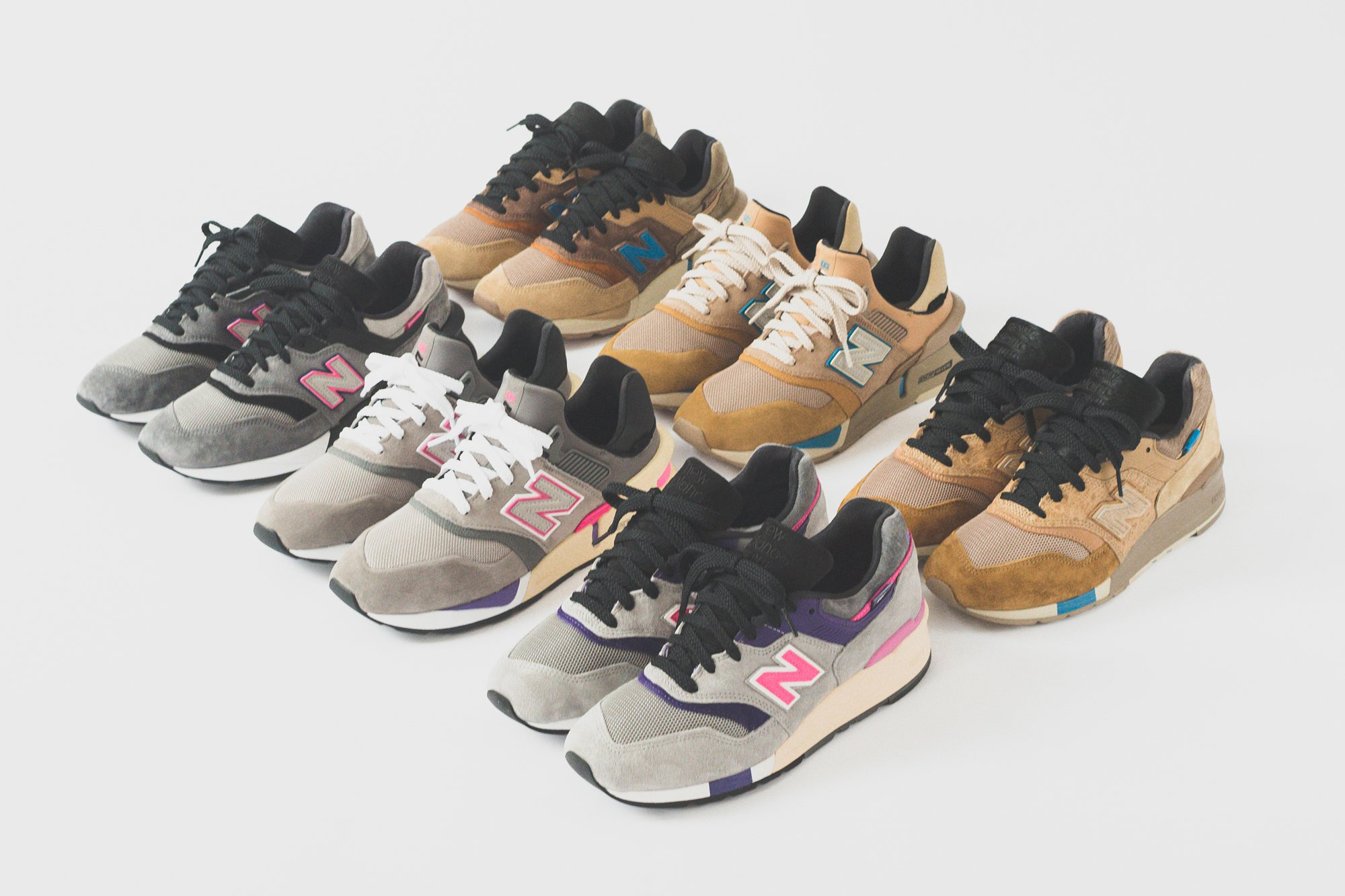 Kith And New Balance Unveil 2018 Collection And Release