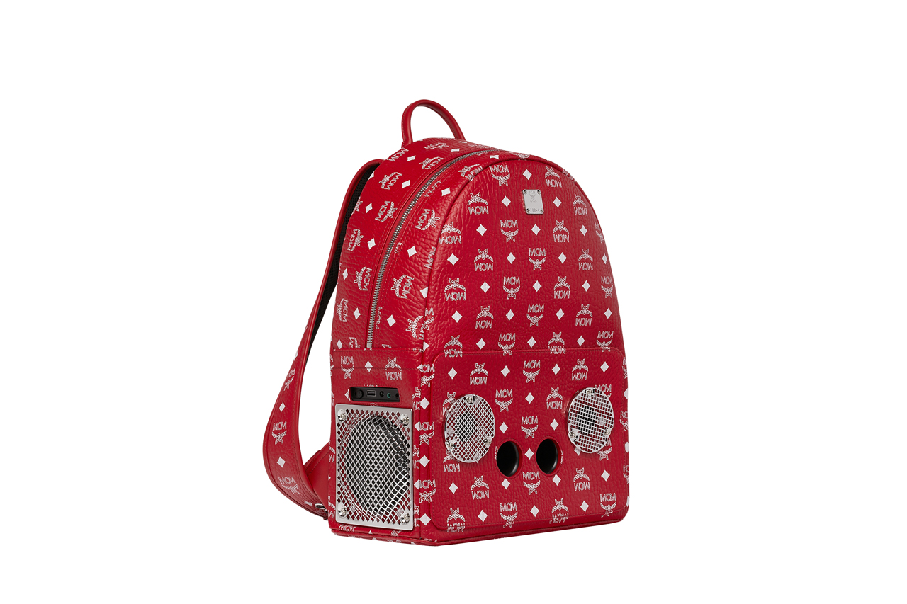 check out 45480 7ad46 MCM   Wizpak Celebrates Hip-Hop s 45th Anniversary in Its Holiday  Collection   Hypebeast   Bloglovin