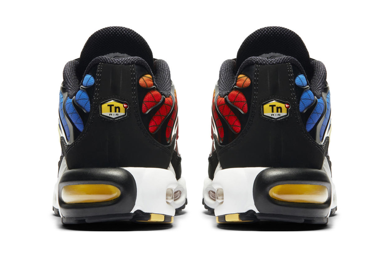 huge selection of d7801 a2f09 Nike Air Max Plus TN