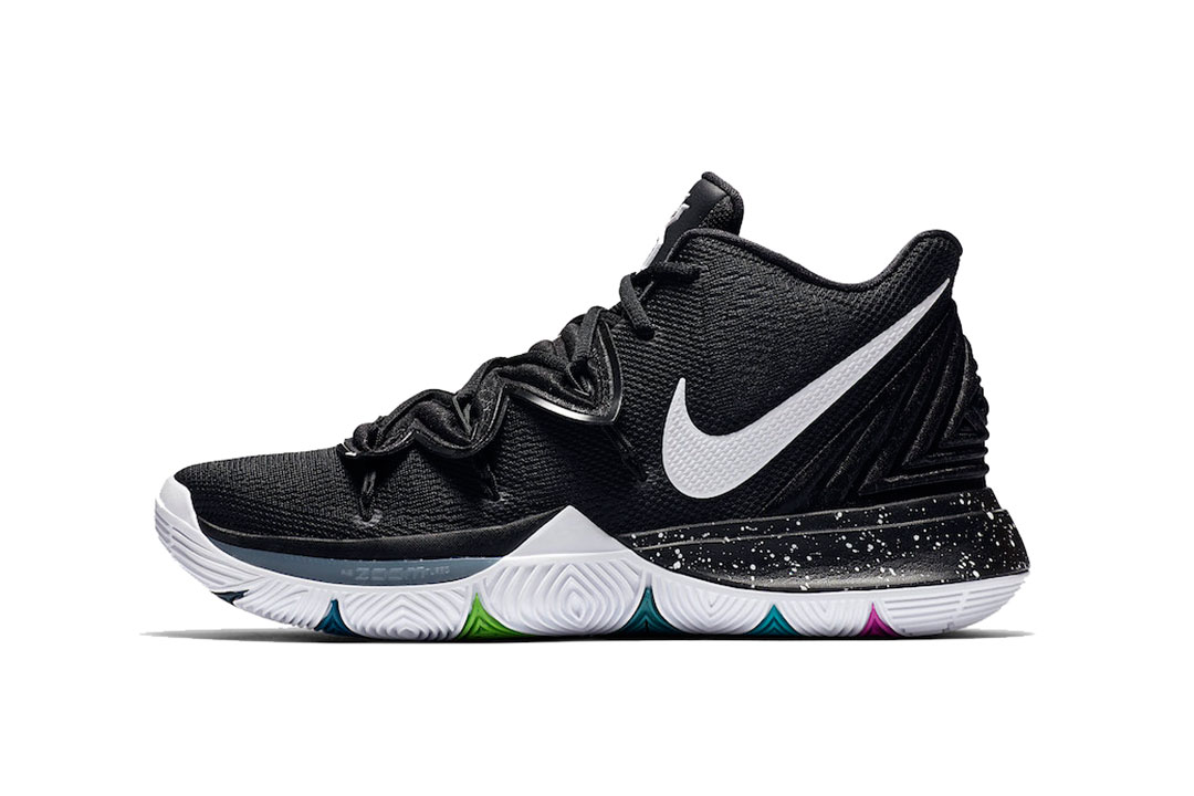 nike kyrie 5 blk mgc clean look 2018 november kyrie irving kyrie basketball
