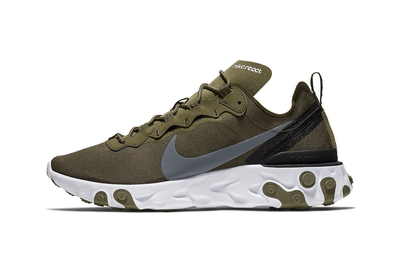 olive green nikes