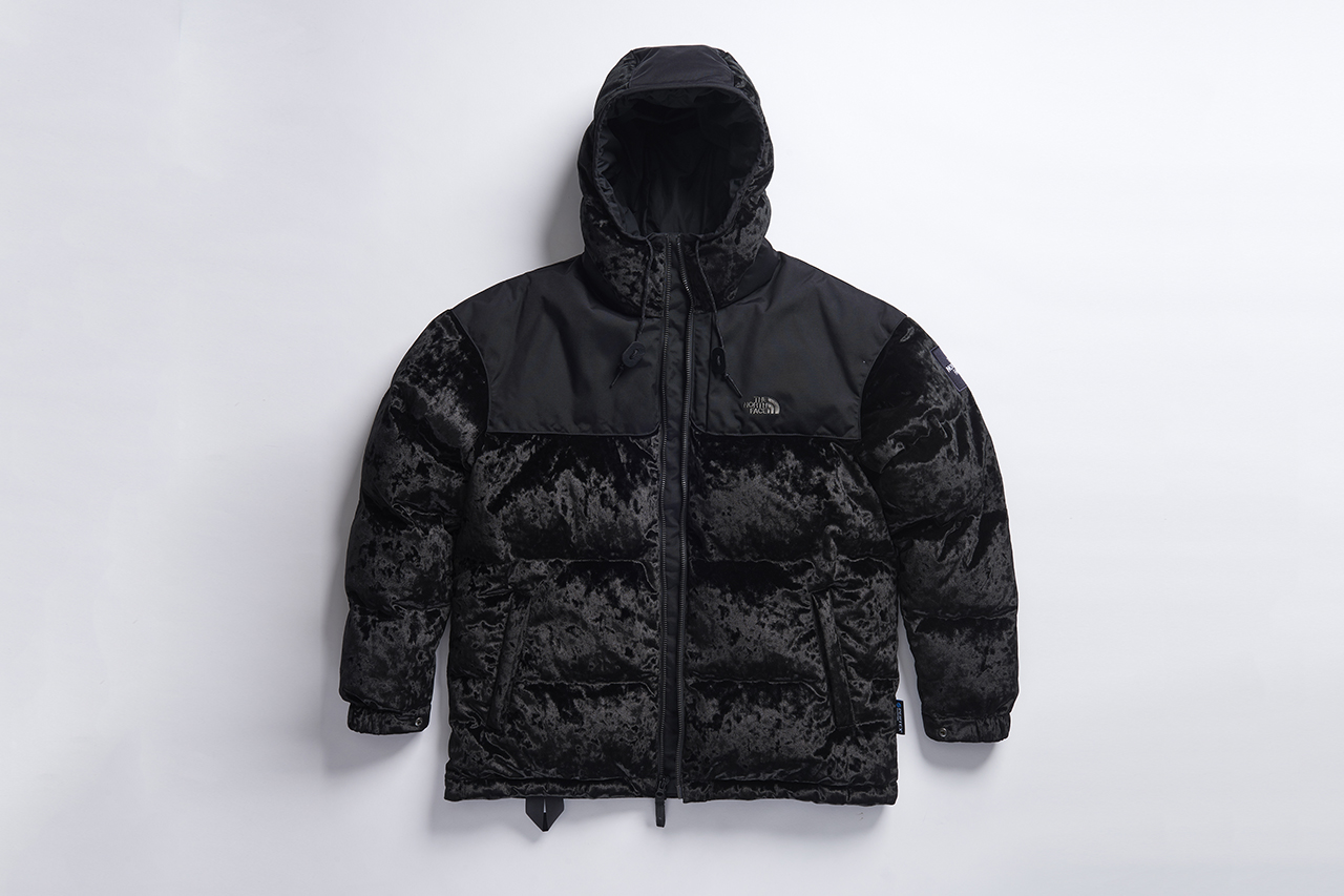 The North Face Black Series Velvet Collection