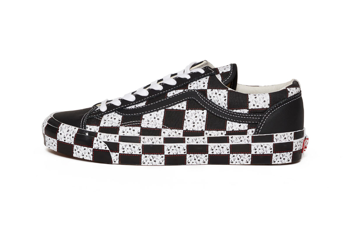 Vans for Opening Ceremony Quilt Pack