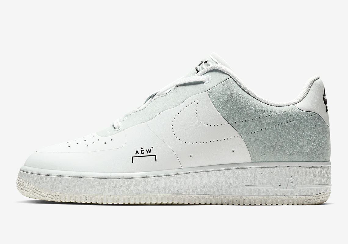 a cold wall x air force 1