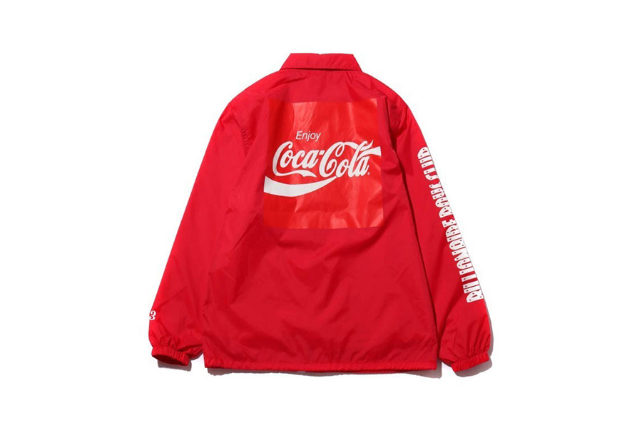 Coca-Cola x Billionaire Boys Club x atmos Lab Collection