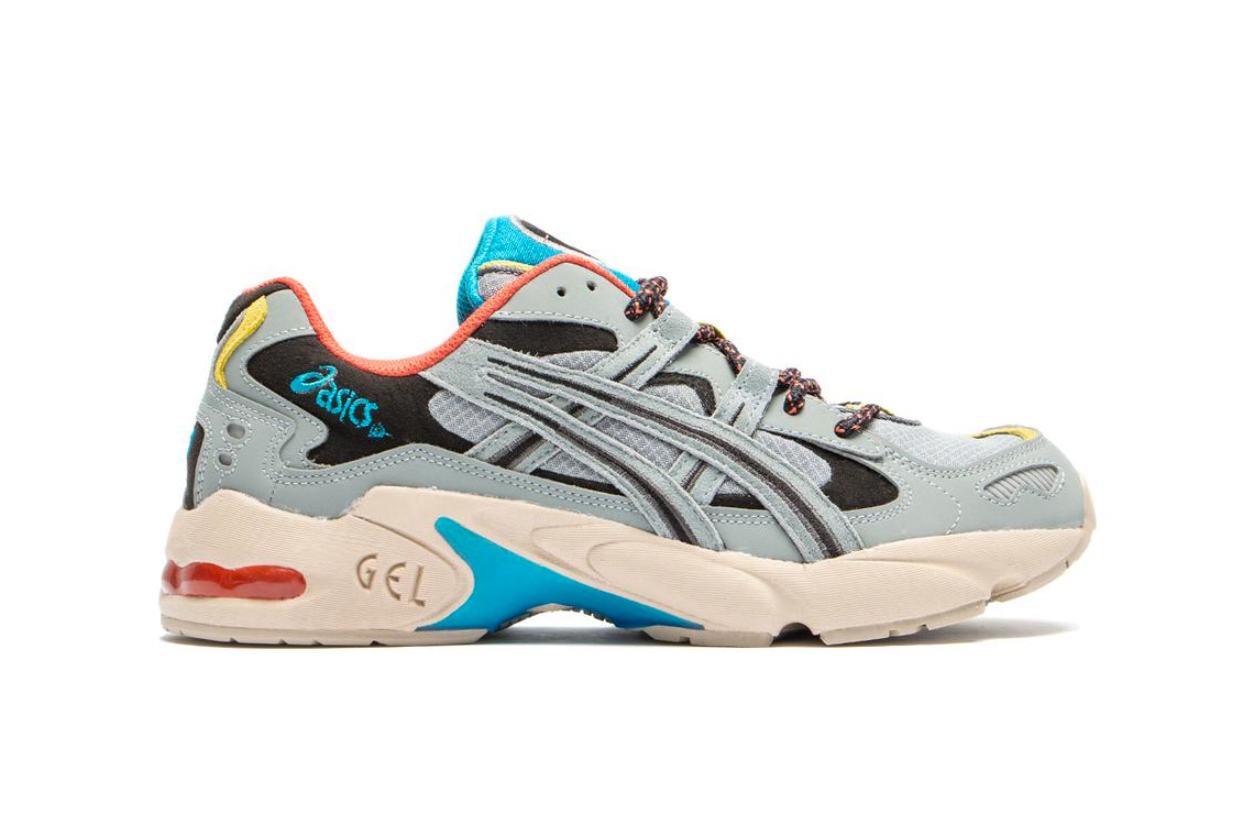 """ASICS GEL-Kayano 5 OG """"Stone Grey"""" Release Info date price sneaker available now purchase colorway retro price mens womens"""