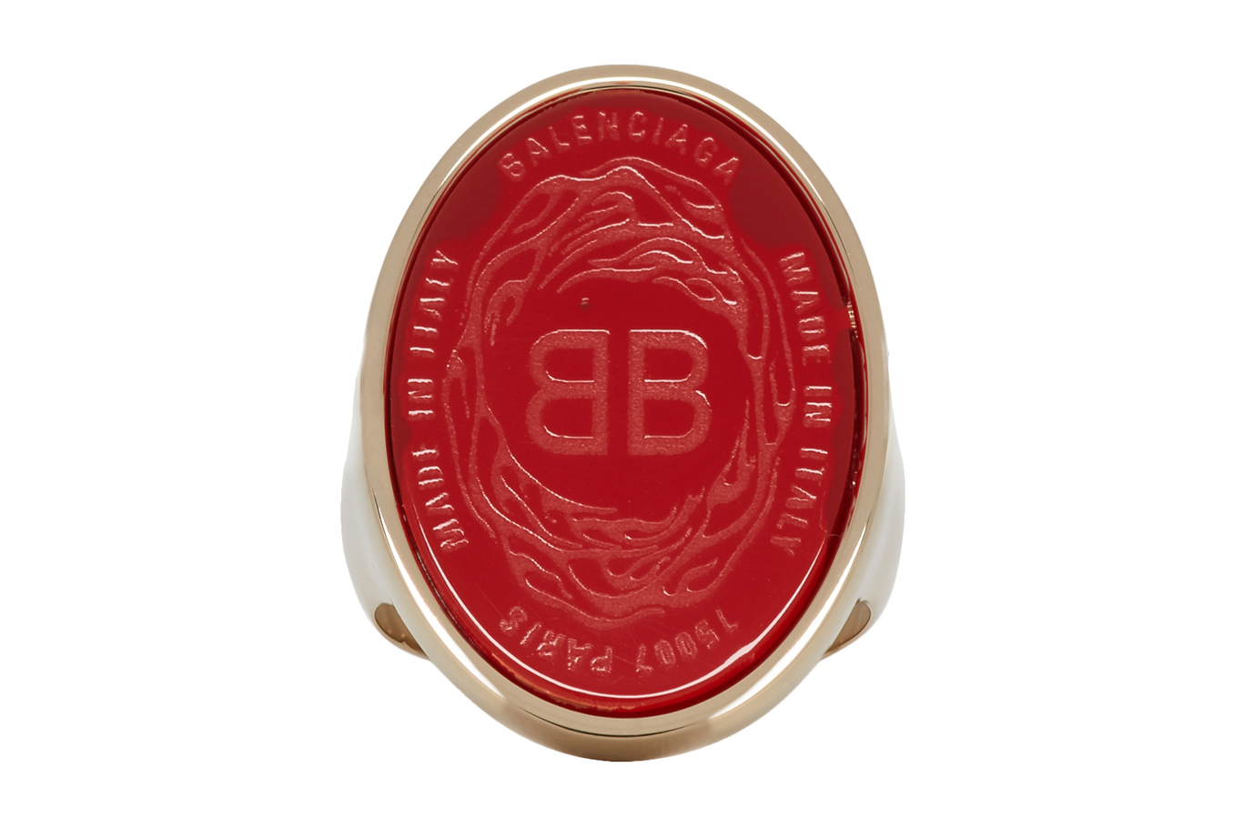 Balenciaga Chevaliere Signet Ring In Three New Colors Info Fashion Style Chevaliere Jewellery Accessories