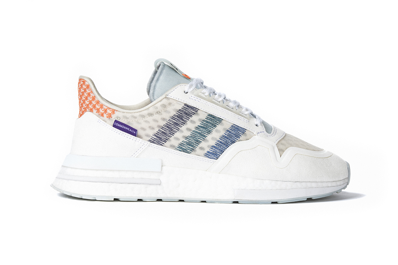 Commonwealth X Adidas Consortium Zx 500 Rm Closer Look