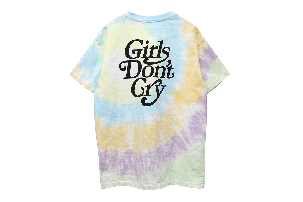 Girls Don't Cry x READYMADE Capsule Collab