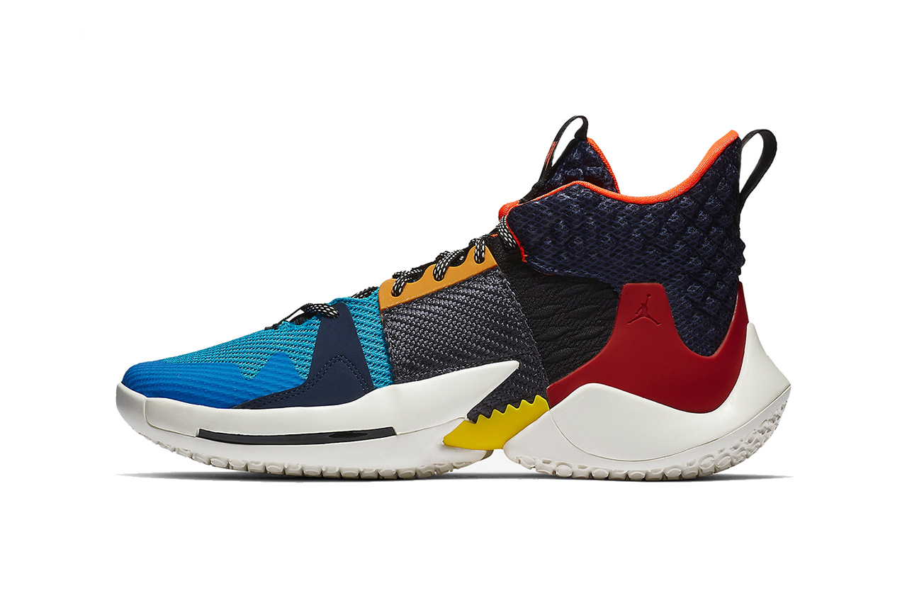 2f1388c22f4f The Air Jordan 19 Celebrates a Career Milestone for Carmelo In This ...