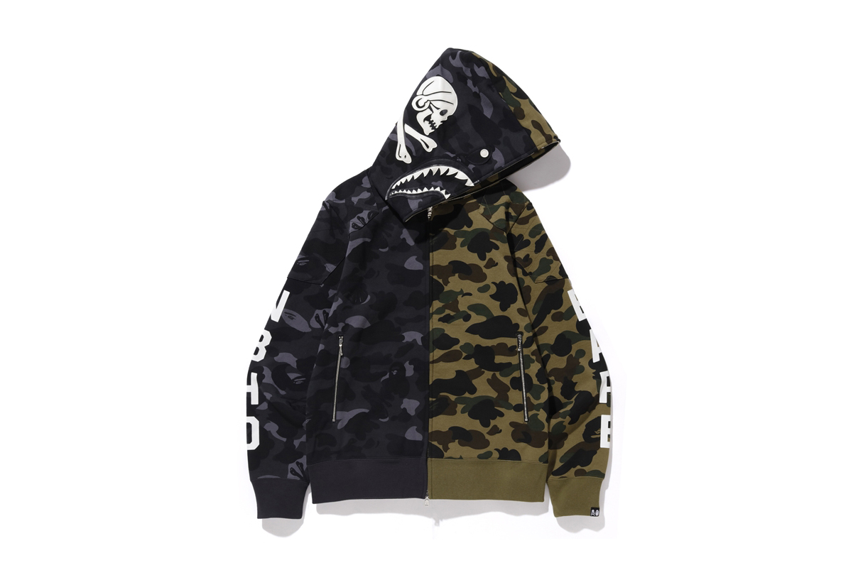 pick up b602f 2dafd BAPE x NBHD x adidas Entire Collab Collection | HYPEBEAST