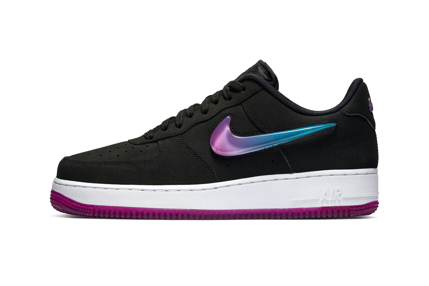 air force 1 baffo fucsia