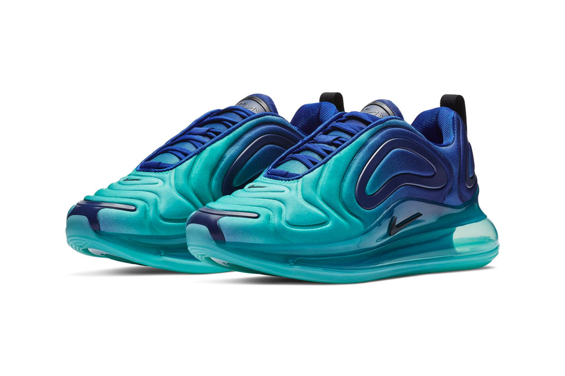 A New Gradient Colorway Of The Nike Air Max 720
