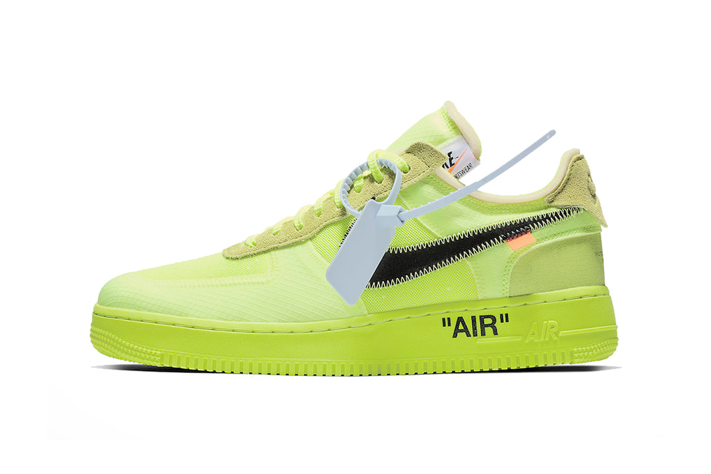 size 40 45535 0df45 Off-White™ x Nike Air Force 1 Low
