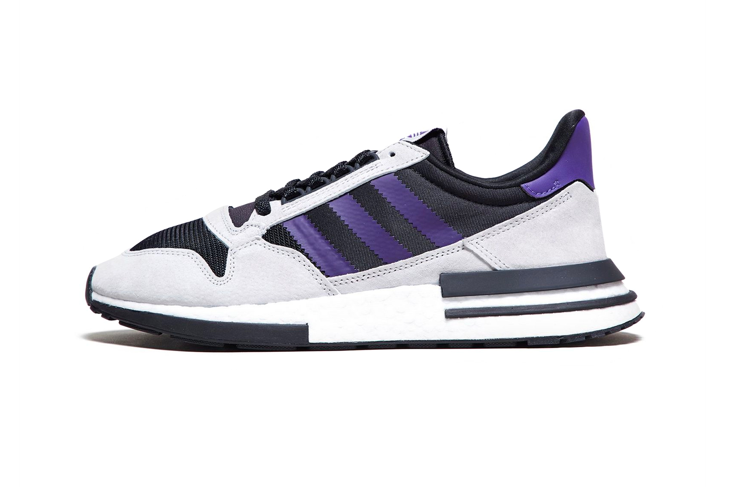 """size? adidas originals ZX500 RM """"Purple/Grey/black"""" Exclusive colorway release sneaker date info price purchase online"""