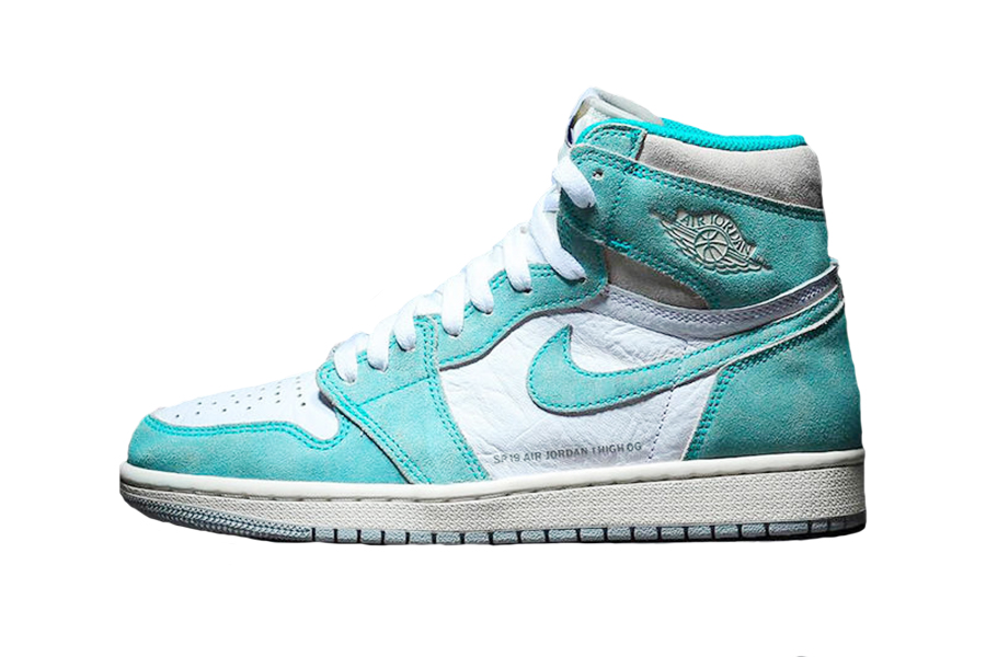 "Air Jordan 1 Retro High OG ""Turbo Green"""