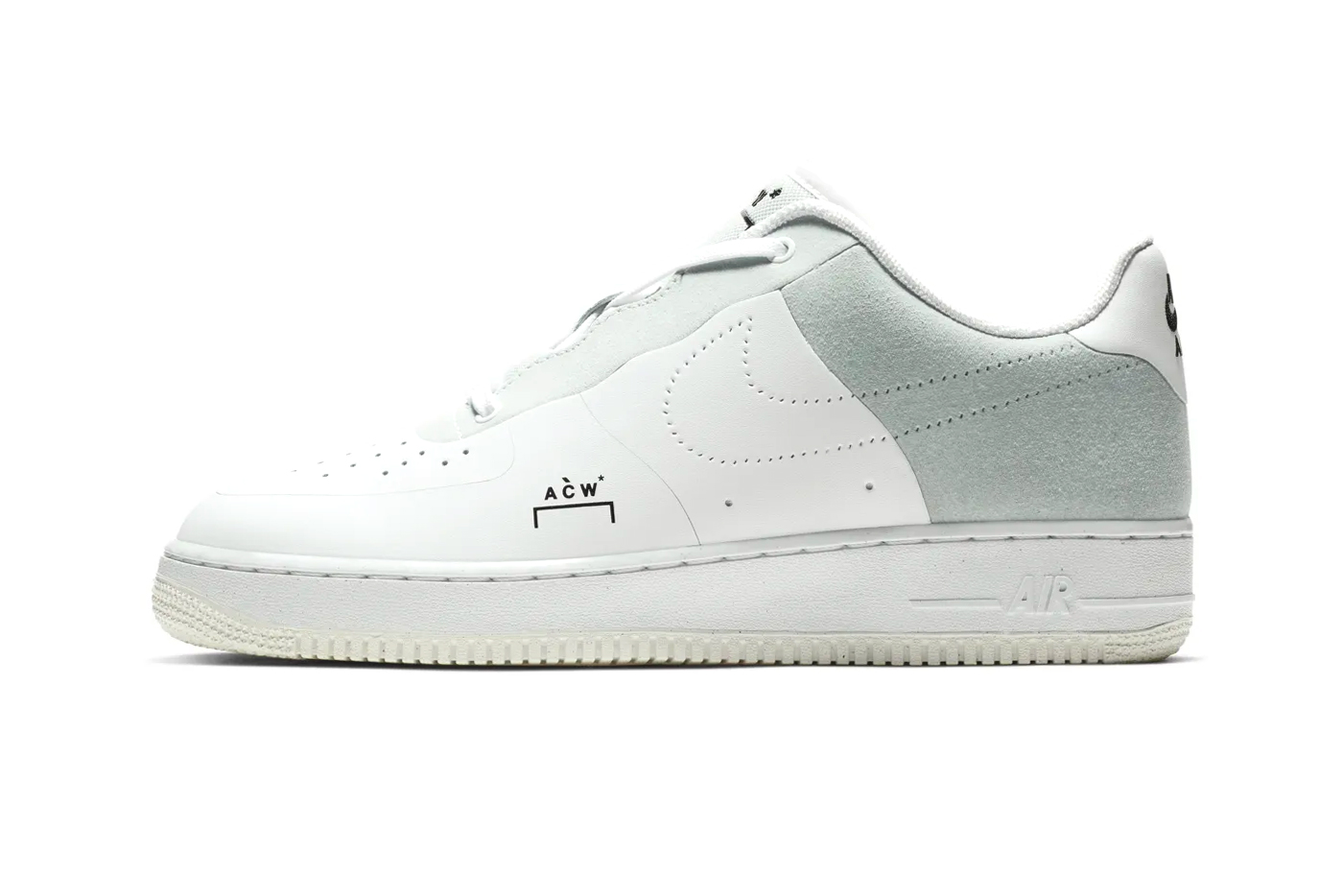 A-COLD-WALL* x Nike Air Force 1 Re-Release