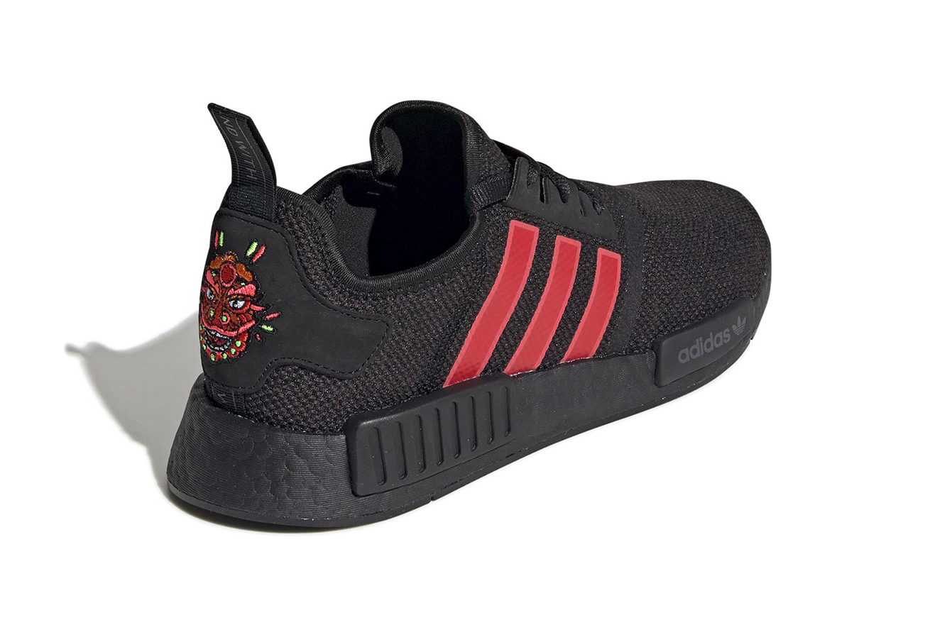 """finest selection 3c3dc e871e adidas NMD R1 """"Chinese New Year"""""""