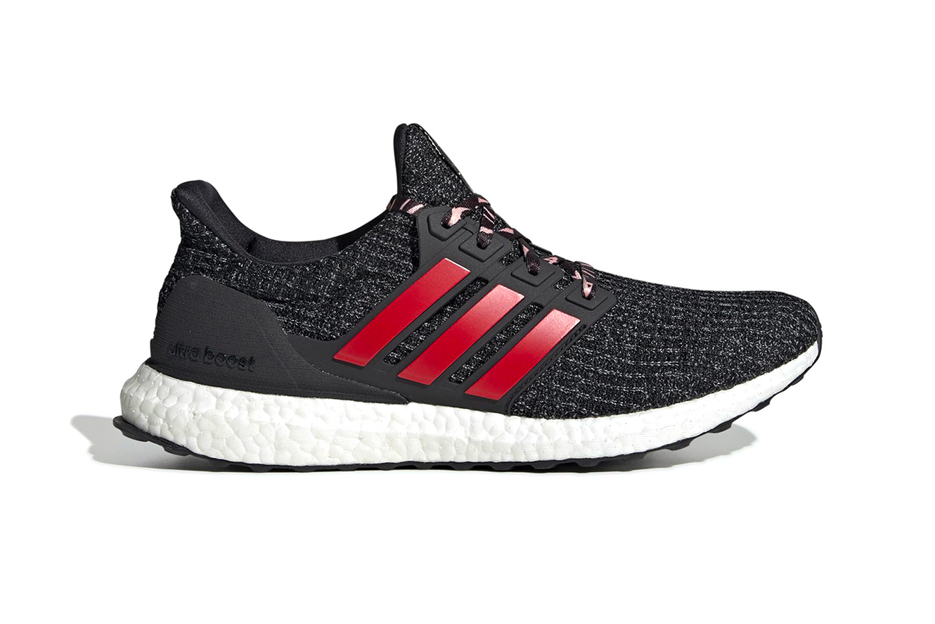 adidas UltraBOOST 4.0 2019 Chinese New Year Release info Date Pig Core Black Scarlet Grey Red Ren Zhe Edition ssense