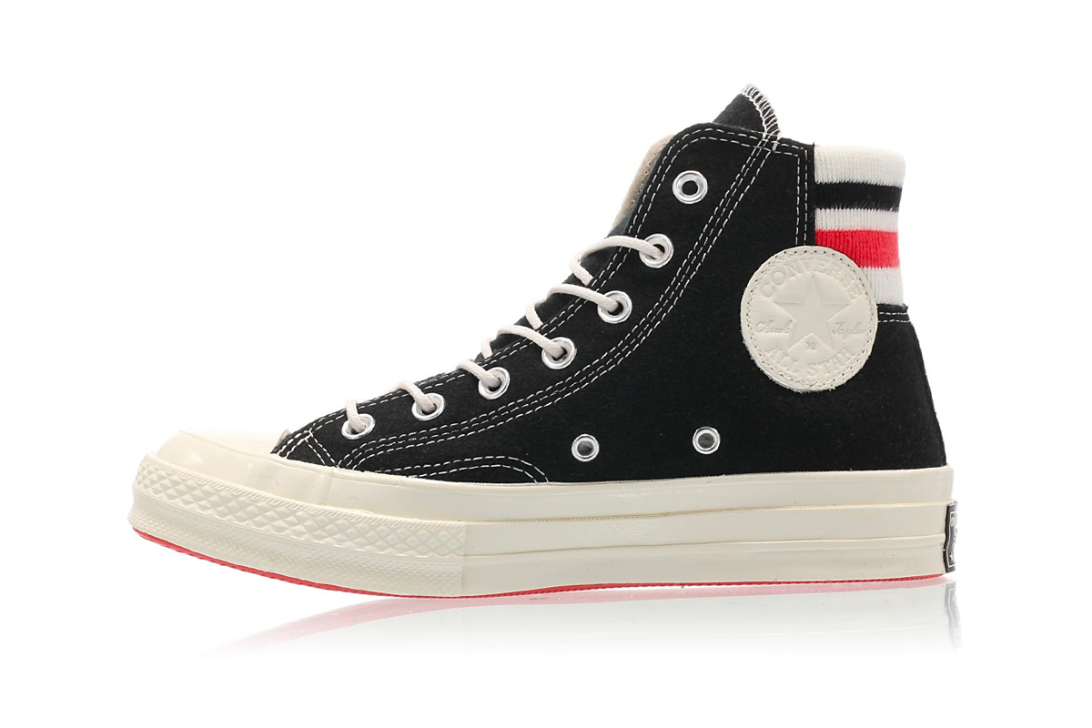 16346f346e97 New Converse Chuck Taylor 70 With Retro Basketball Feels black white  footwear high top sneakers drop