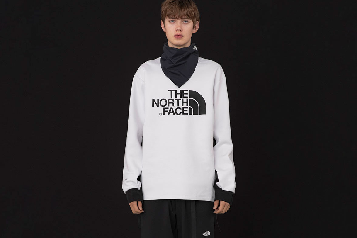 HYKE x The North Face SS19 Capsule Collab