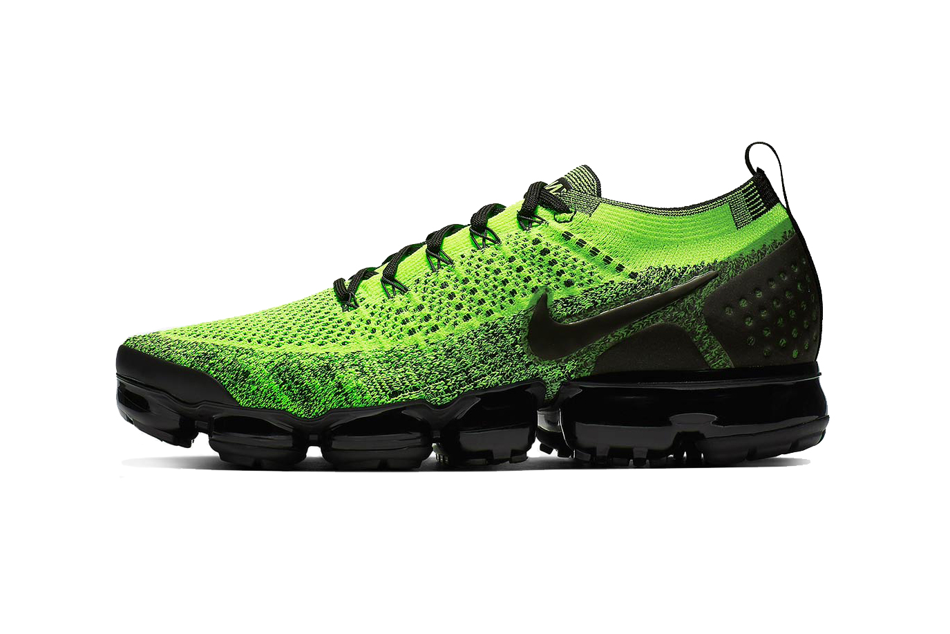 nike air vapormax 2 neon green black 2019 footwear nike running nike sportswear volt sneakers shoes