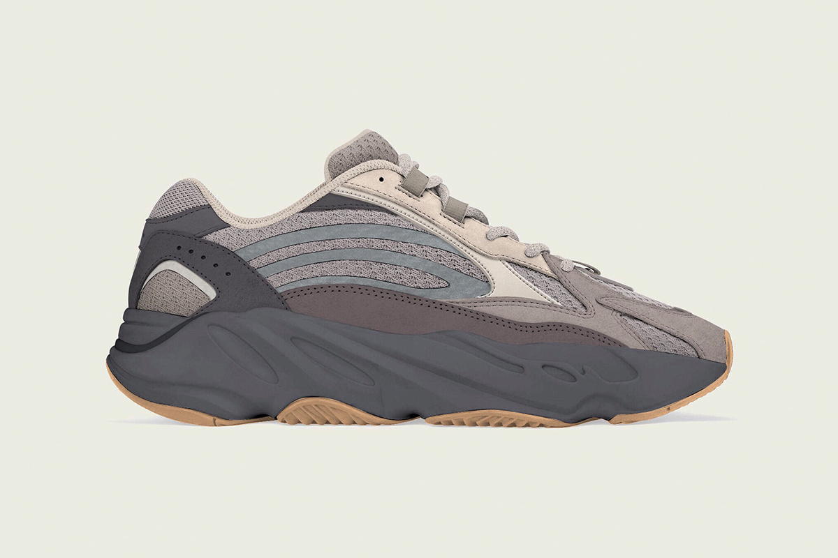 adidas YEEZY BOOST 700 V2 Cement Release Info Date New 2019 Colorway grey beige brown gum sole Kanye West black