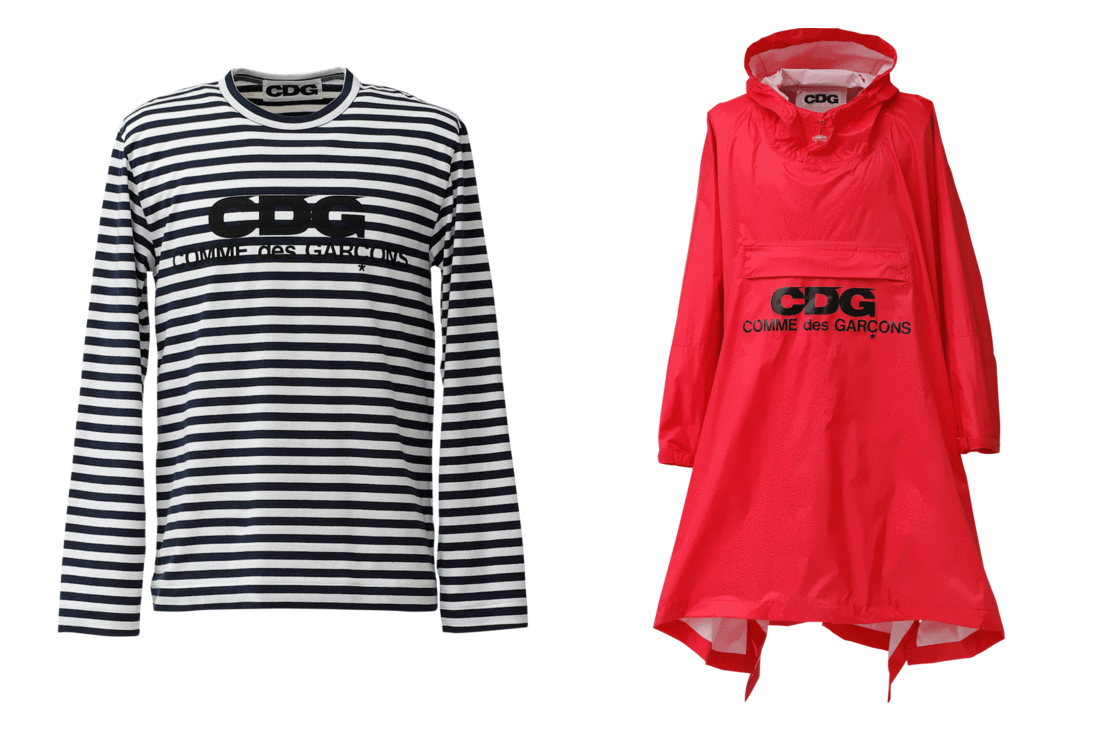 CDG Spring 2019 First Delivery